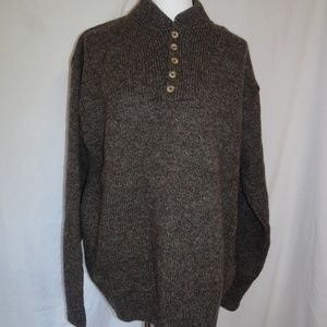 Gander mountain Wool  Sweater Mens Size XL